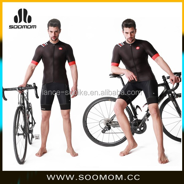 Comfortable Pro Short Sleeve Cycling kits, Good quality Cycling kits