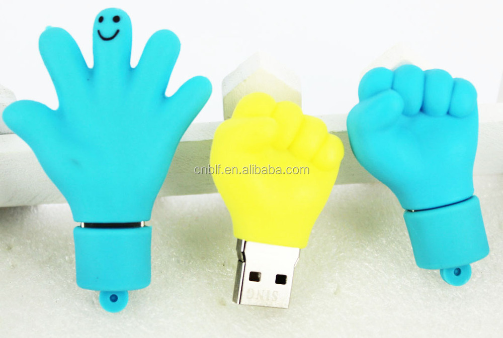 hand usb flash drive for wholesale custom
