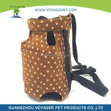 Beautiful new design fashionable cotton pet carrier for dogs