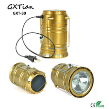 Hot Sell Portable Outdoor Lamp Solar Camping Light Led Lantern