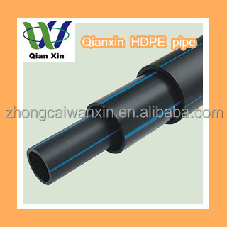 reliable pe100 pipe by new raw material
