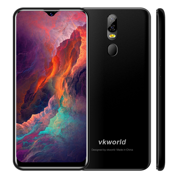 VKWORLD SD100 Full Screen 6.088 Inch Smartphone 3G phone 3G+32G 4G  LTE  fingerprint unlocked fast charger Mobile Phone