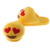 Hot Sale Indoor Plush Fun Poop Emoji Sun Emoji Slipper Shoes For Kids