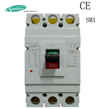 Hot sale high breaking capacity motorized MCCB 100amp has passed CE,CB,IEC,CCC
