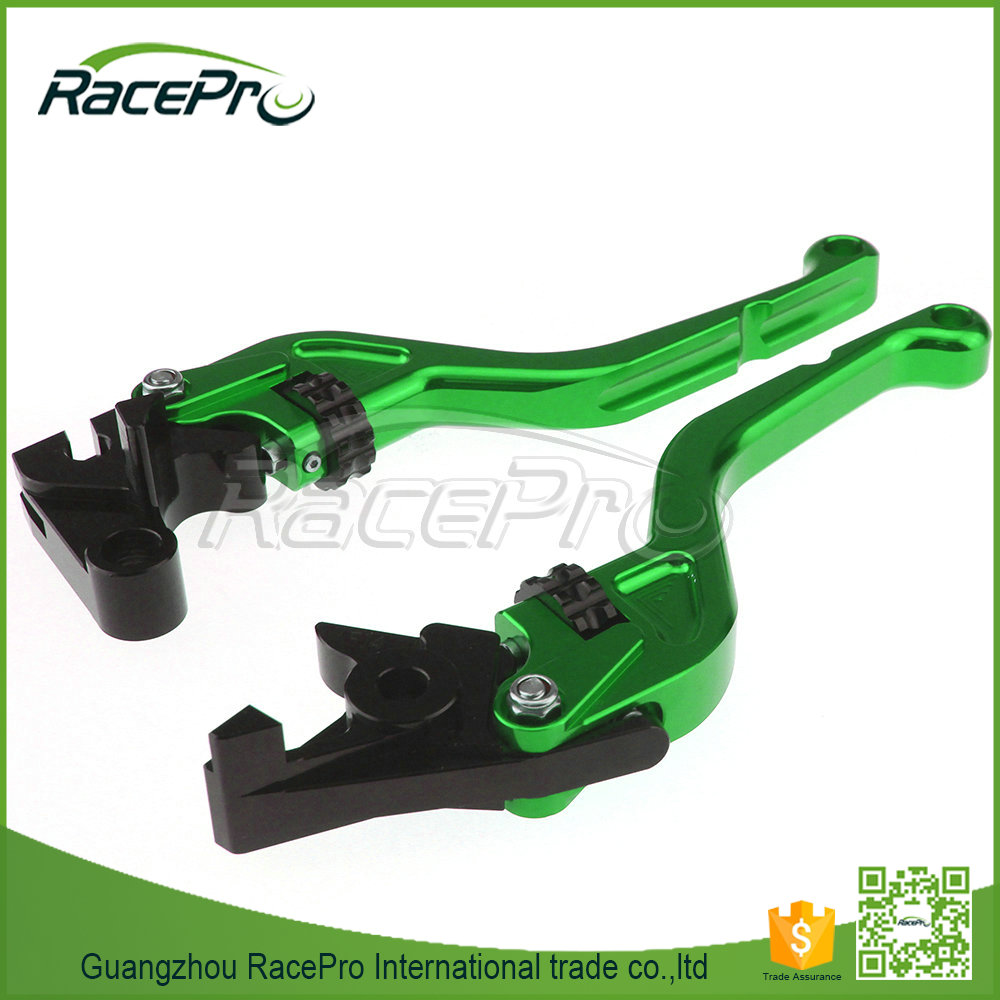 Rotation Adjuster Short Motorcycle Brake Clutch Lever for Kawasaki Z1000 ZX6R/636 ZX10R Z750R