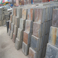 [factory direct] hot sale honed nature slate slabs for floor tiles