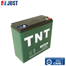Chinese 6-dzm-20 lead acid electric car battery for storage