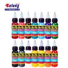Solong tattoo safety professional tattoo ink
