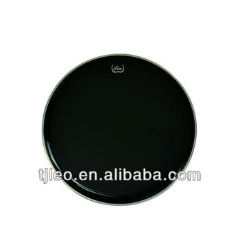 Bass drum Black Drum Skin