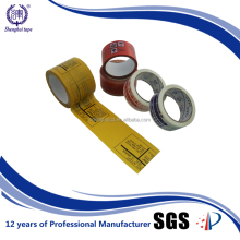 6 Rolls Flat Pack Add A Label For Print Company Logo For Packing Color Print Bopp Tape