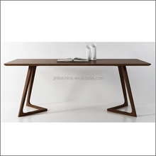 Hot sale durable wooden dining table