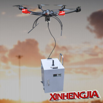Professional Tethered UAV drone System UTP100 Series For Permanent Surveillance