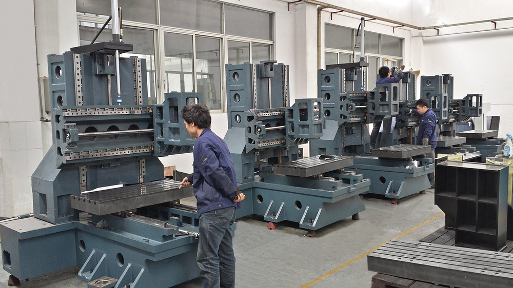 V-1060D 3 Axis CNC Milling machines For Heavy Machining