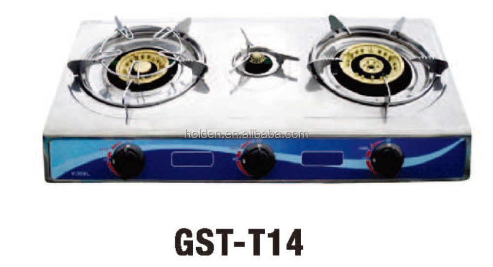 GST-T14 electric ignition table gas stove china gas hob