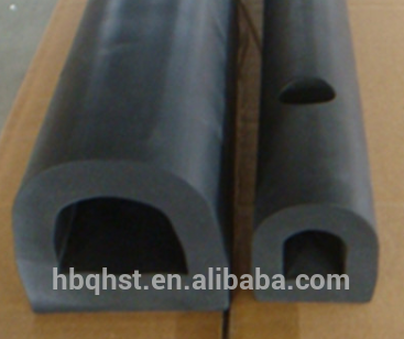 D Type Marine Rubber Fenders for Port Berthing and Docking