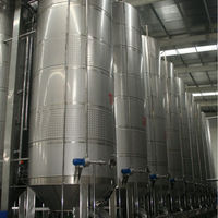 1000L Winery Use Fermentation Equipment