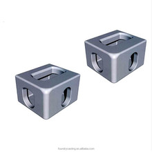 ISO 1161 304 stainless steel container corner castings