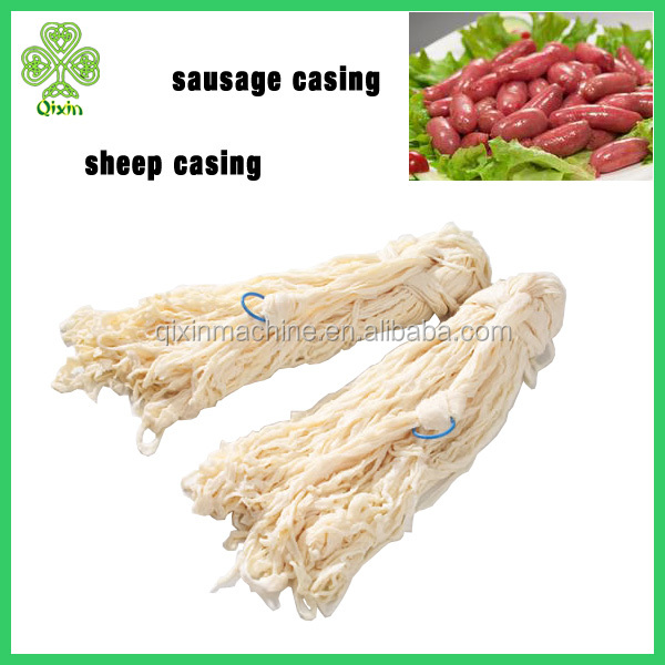supply edible sausage casings, natural hog casing salted