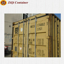 Shipping Container 20 Feet Container Size