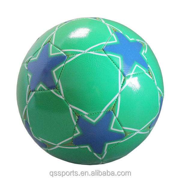 2017 Size 4 PVC promotional soccer ball football for whole sale