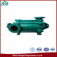 Best Sell ZHONGDA MD Type Corrosion Resistant High Efficiency price for irrigation hot sales 5.5kw Centrifugal Multi Stage Pump