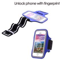 running armband for keys sport armband for iphone 4/4s lycra neoprene with card slot
