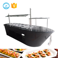 mobile buffet car stainless steel food warmer buffet chafing dish food warmer