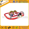 Custom outdoor race track inflatable race track A6032