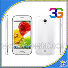 Very Low Price OEM 3.97 inch 3G Android 4.4 Smart Phone Assembled in Shenzhen