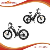 Latest Off Road 48V 500W Super Electric Mountain e Bicycle