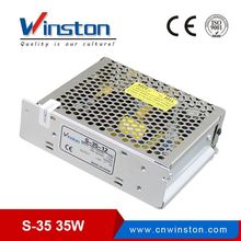 (S-35-12)Hot sale 35W 12V power supply source dc 12v switching supply power