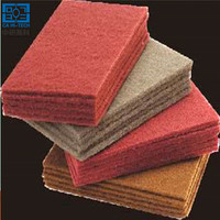 Stripping Aluminum Oxide Non-woven Abrasives Hand pads