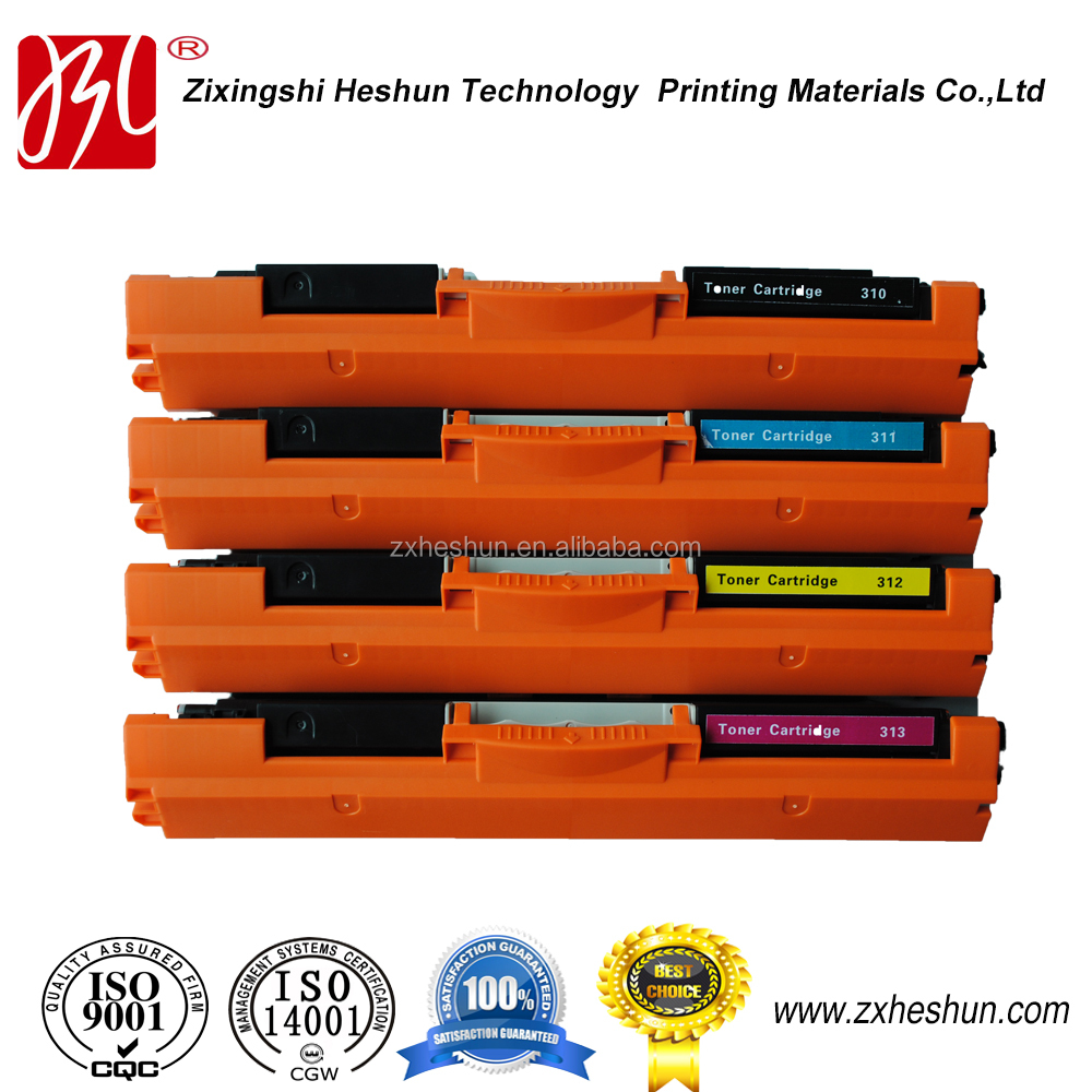 2 years guarantee High quality compatible toner cartridge CRG-329 for Canon LBP7010C/LBP7018C