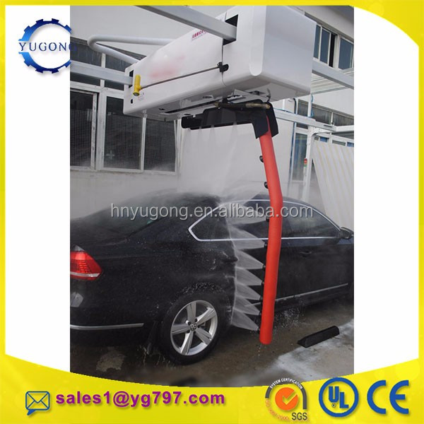 Factory supplier used car wash equipment low cost