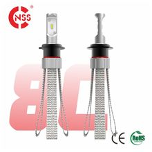 NSSC Car Accessories 8C 20W LED Auto Headlight H7 LED Headlight Conversion Kit For Automobile