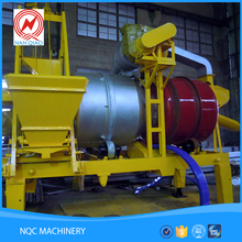 Professional automatic/manual mobile asphalt mixing plant price