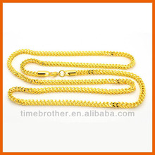 Latest Design Gold Necklace Artificial Necklace Sets