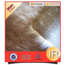 tip dyed light color jacquard fake fox fur faux fur for fur collars