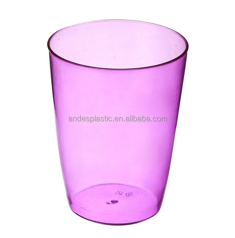 Bpa Free Colorful Oem Customize Coffee Plastic Cup