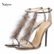 2018 summer china wholesale latest fashion girls fancy high heels sandals shoes for women and ladies
