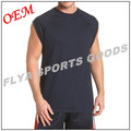 Men's 100% Cotton Jersey Athletic fit Sleeveless Muscle T-Shirt