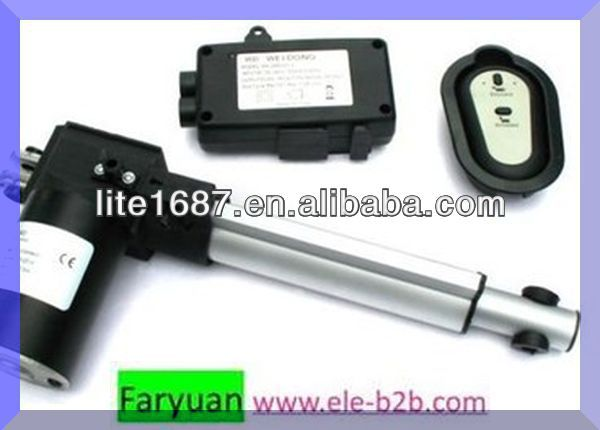 4000N Linear Actuator with Control Box and Handset for Medical Bed, Patient Bed, Hospital Bed or Nursing Bed