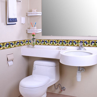 waterproof bathroom wall tile self adhesive