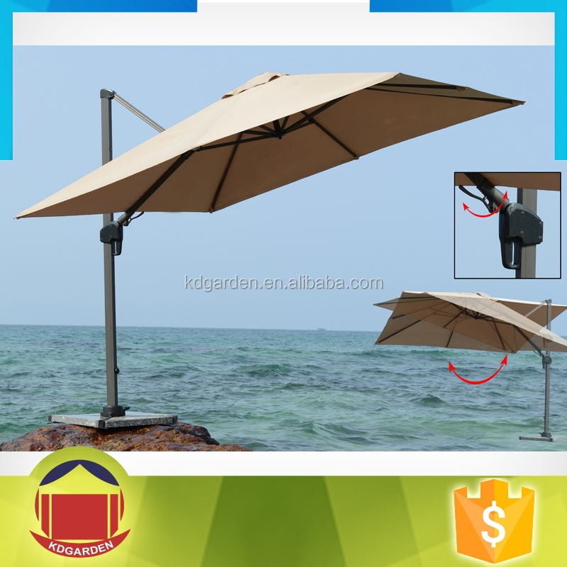 2017 newest design outdoor Garden umbrella,sun garden parasol umbrella