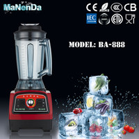 2016 New 38000RPM 3.9 Liter Multifunction Commercial Ice Blender Machine