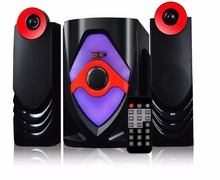 LED fashion design home theater system 2.1Speaker