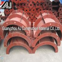 Circular Steel Formwok system/Shear Wall Formwork/Slab Formwork/Bridge Pier Formwork for shuttering factory in Guangzhou,China