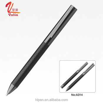 High quality best gift metal ball pen carbon fiber ball pen