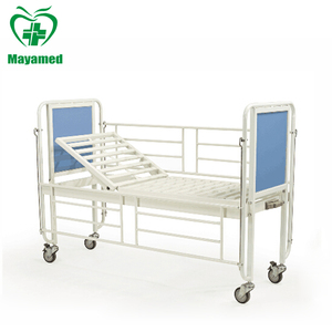 New design MY-R033C Pediatric hospital care Child bed with one lever
