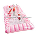Inflatable Portable Buffet/Salad Bar & Drink Cooler/inflatable beer cooler